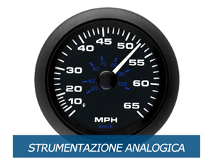 STUMENTAZIONE ANALOGICA